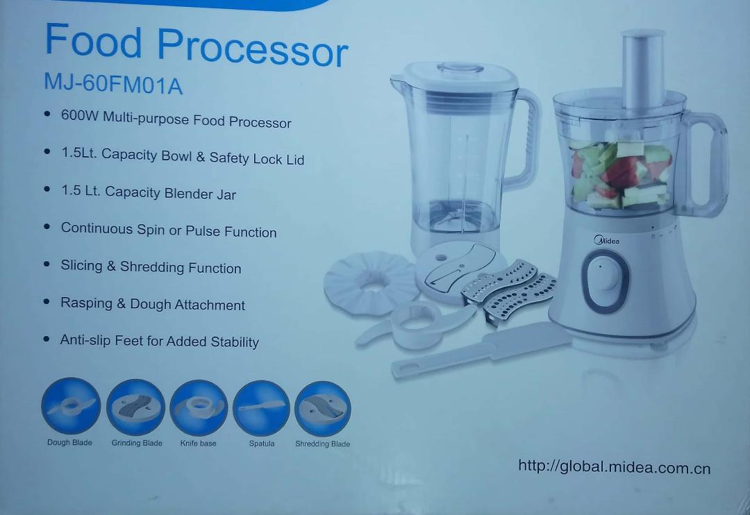 Food Processor - 125 QR   Qatar Living
