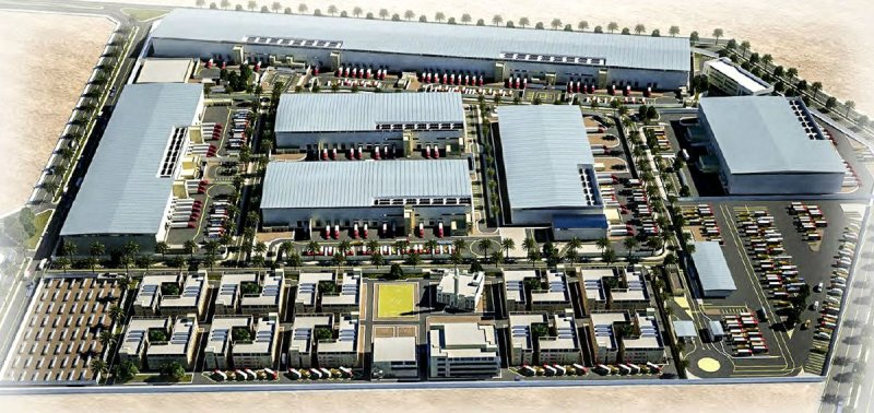 Milaha inaugurates first phase of the mammoth Milaha Logistics City