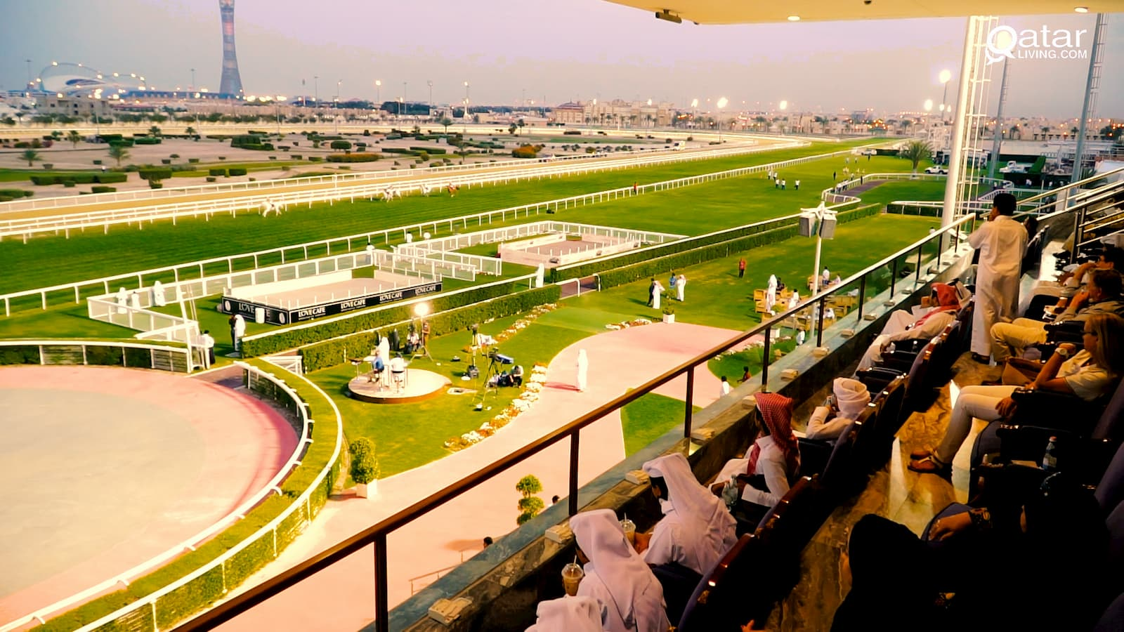 This is an image of Qatar Racing and Equestrian Club.