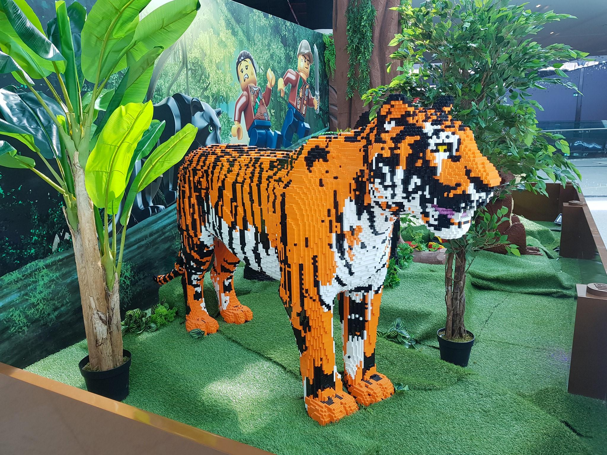 LEGO Festival jungle