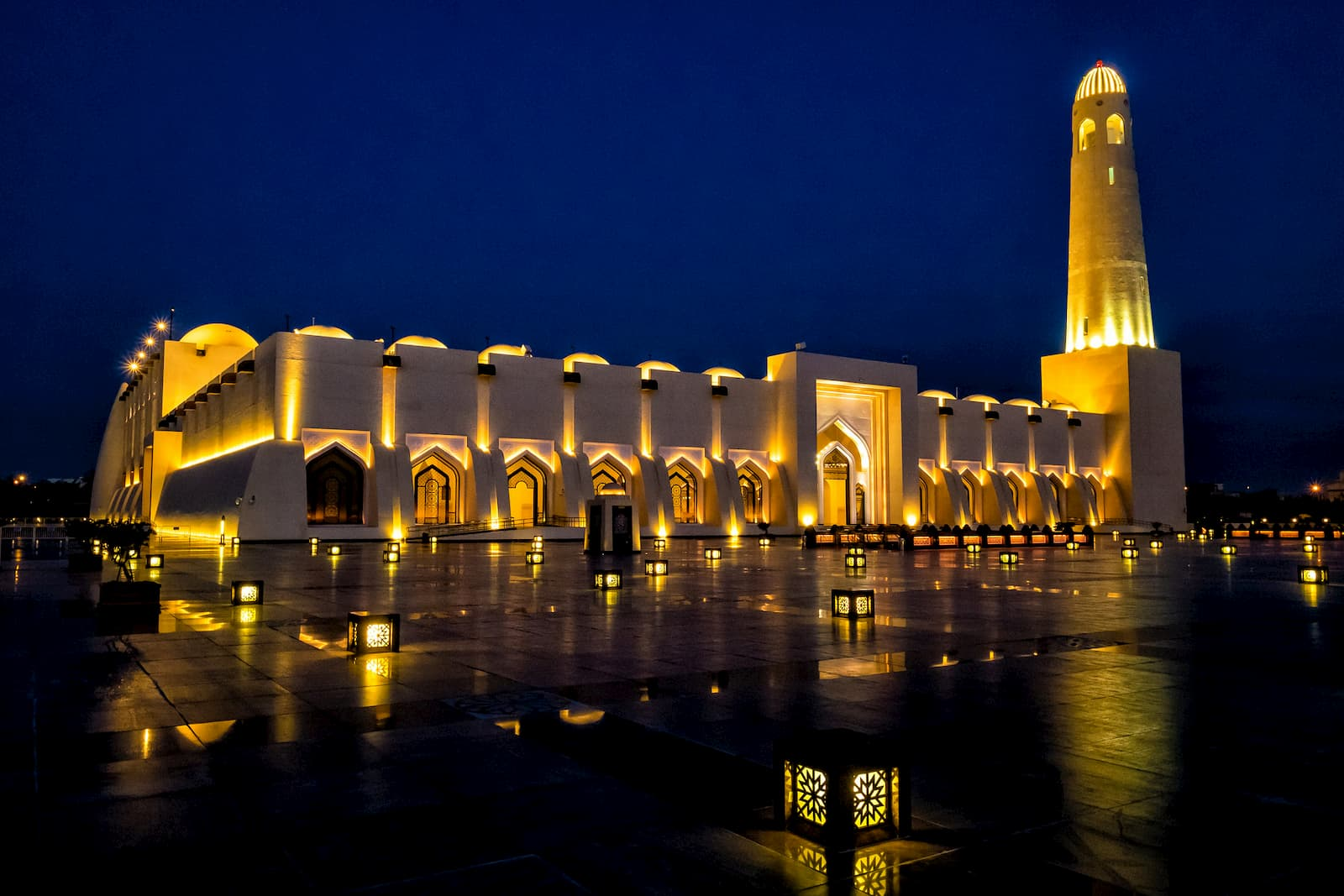 Mosques and prayer grounds all set for Eid Al Adha | Qatar Living