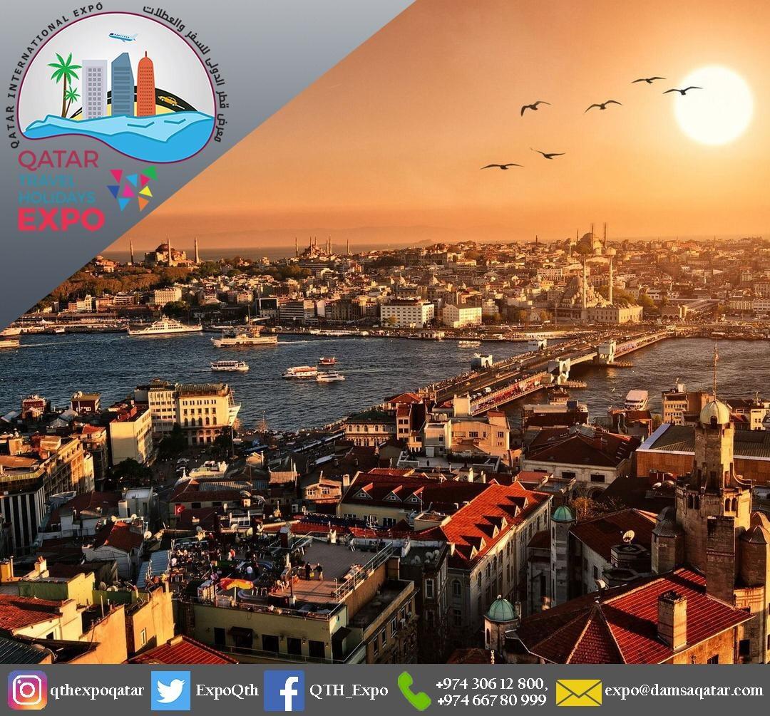 Qatar Travel Holidays Expo