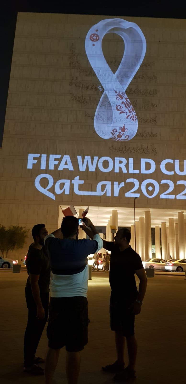 WATCH: SC reveals official logo of the FIFA World Cup Qatar