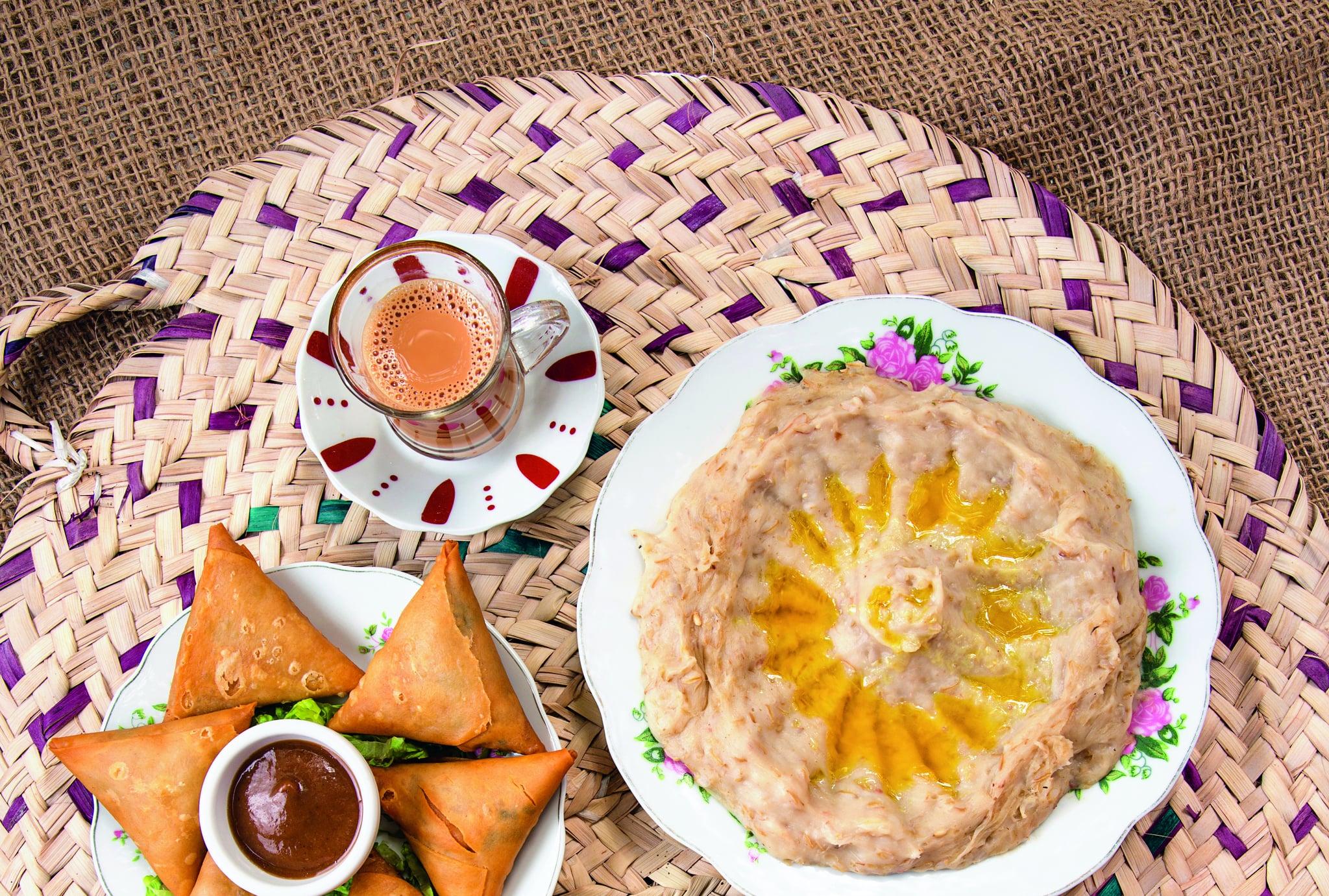 Qatari food