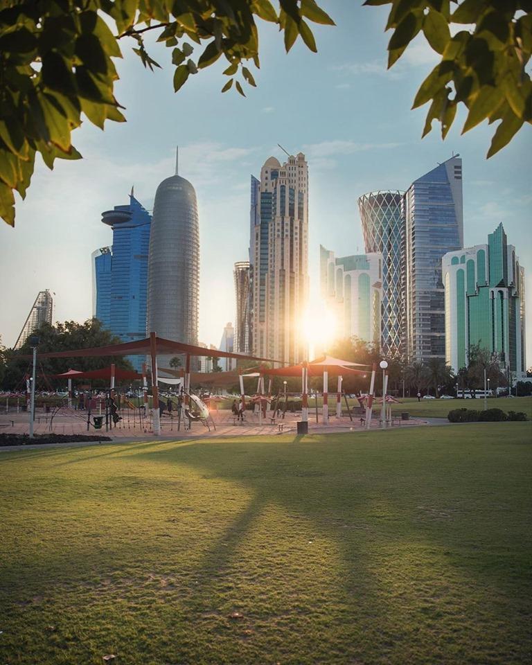 Parks in Qatar