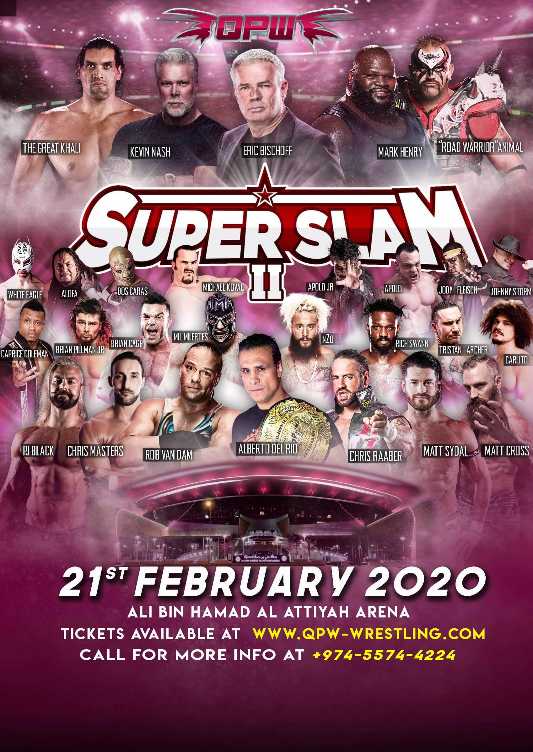 SUPERSLAM