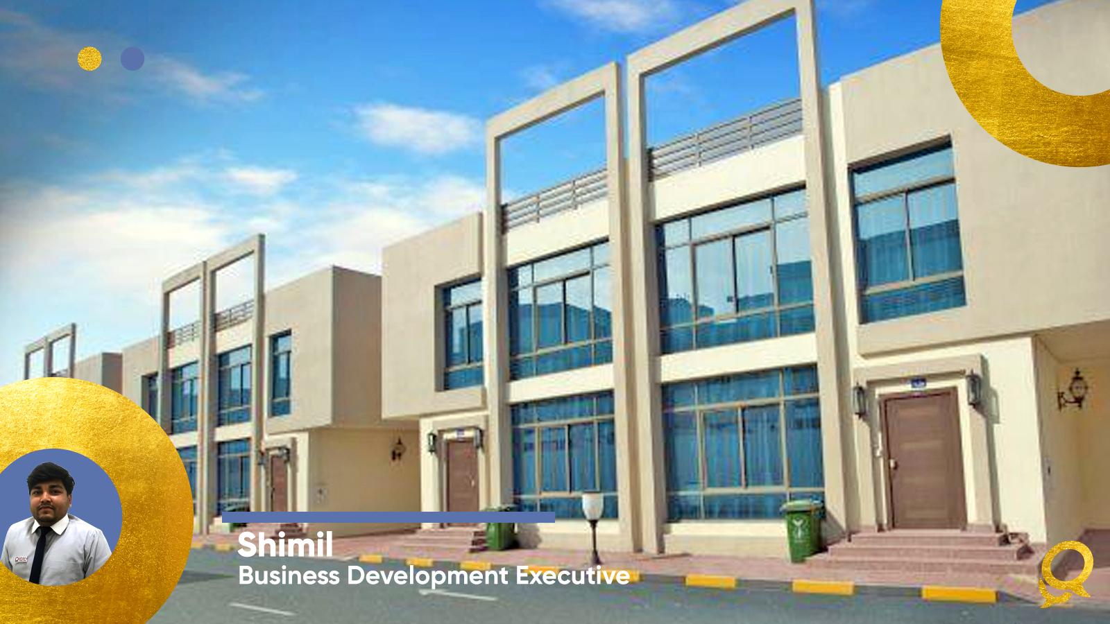 Shimil's February pick - 6-bedroom villa in Al Wukair