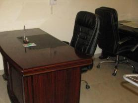 Office table & revolving chair