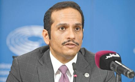 Qatar still believes in a comprehensive solution to the ongoing Gulf crisis, says FM