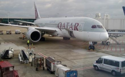 Qatar Airways has stopped all flights to and from Pakistan