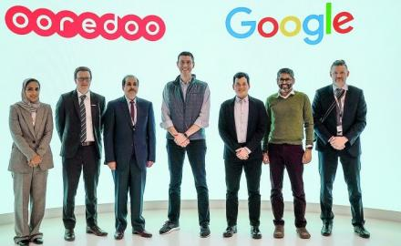 Ooredoo ties up with Google to help let users know when they run out of mobile data