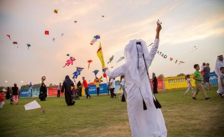 WATCH: Colorful kites to adorn Doha skies with Aspire's kite festival