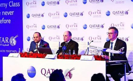 Qatar Airways unveils new Economy Class seats, announces seven new destinations