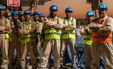 Qatar's Labour Ministry refutes online rumours about workers' gathering today