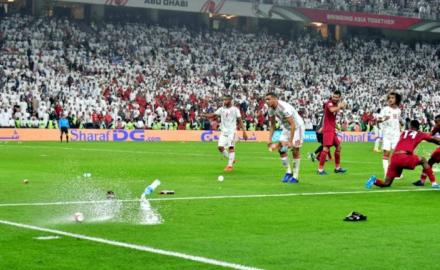 AFC fines UAE $150,000 for crowd unrest during AFC Asian Cup semifinal vs Qatar