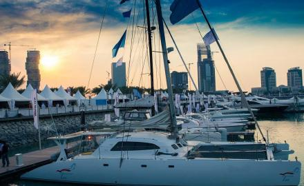 WATCH: Qatar International Boat Show 2019 kicks-off at The Pearl-Qatar