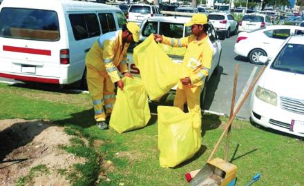 Over QR5 million collected in fines under hygiene law