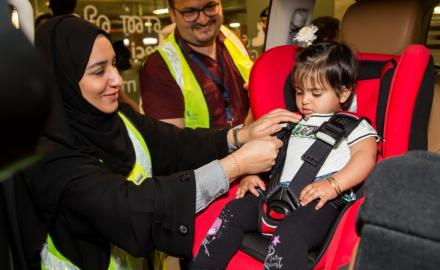 Use of child passenger seats emphasized under new national initiative