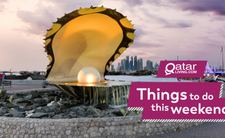 Things to do in Qatar this weekend: 21-23 March