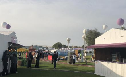 10 reasons you need to visit this year's Qatar International Food Festival