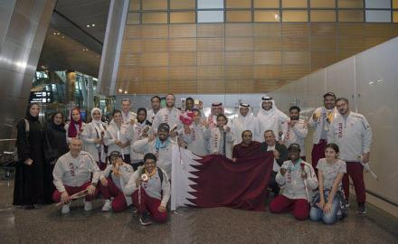 Qatar wins 13 medals in Special Olympics World Summer Games