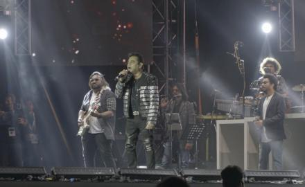 A.R. Rahman captivates thousands in Qatar with his marvelous music