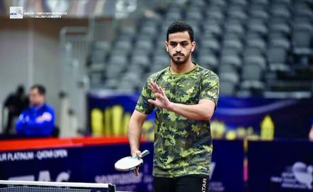 International, Qatar table tennis bodies pay tribute to young Qatari star Al Najjar