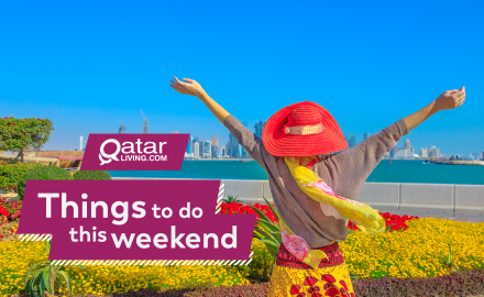 Things to do in Qatar this weekend: April 18-20