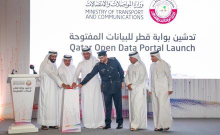 MOTC unveils Qatar Open Data Portal