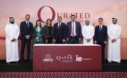 Qatar National Tourism Council sponsors Online Tourism Academy