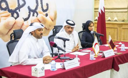 Qatar Red Crescent Society announces Ramadan Campaign
