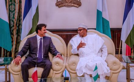 Qatar, Nigeria pledge to strengthen bilateral relations