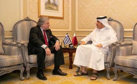 Great scope to enhance Qatar-Greece bond, says FM