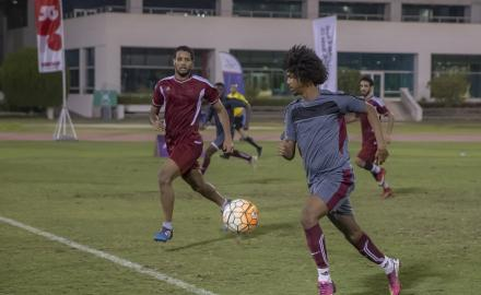 Countdown for Ramadan Sports Festival begins