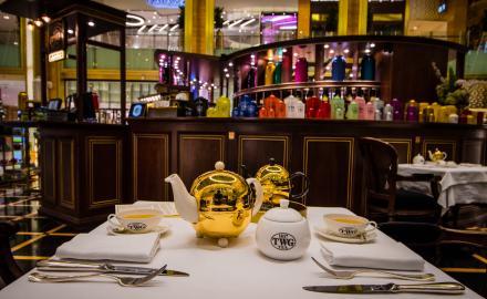 A delectable evening at TWG Tea Salon & Boutique