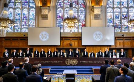 Qatar criticizes UAE for running 'campaign of violence and hatred' at ICJ