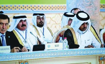 Qatar stresses need to combat terrorism at international conference