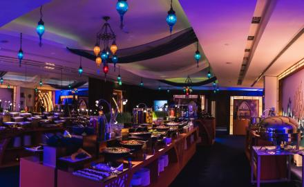 W Doha's Ramadan Tent offers a sumptuous Iftar and Suhoor experience