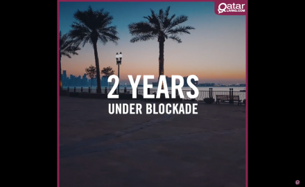 WATCH: Two years on, Qatar stronger than ever