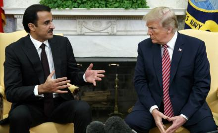 US President to host HH the Amir at White House