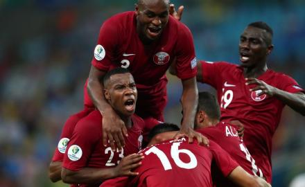 Asian champions Qatar clinch impressive draw against Paraguay in Copa debut