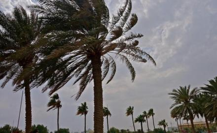 Be careful as strong winds likely today, says Met Dept