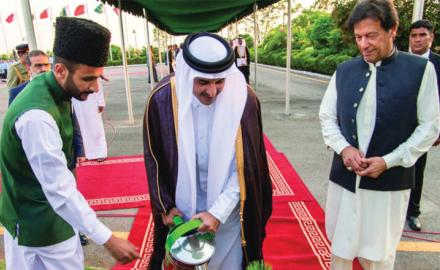 Qatar, Pakistan sign MoUs to strengthen ties