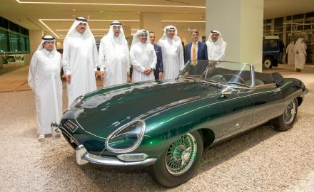 Alfardan Premier Motors launches world's biggest Jaguar Land Rover showroom
