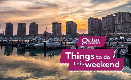 Things to do in Qatar this weekend: June 27-29