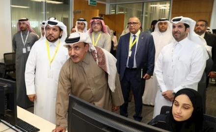 MoTC launches Qatar's first Internet Exchange Point