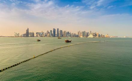 Qatar highlights efforts to implement National Vision 2030 goals