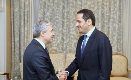 Qatar's FM participates in Munich Security Conference