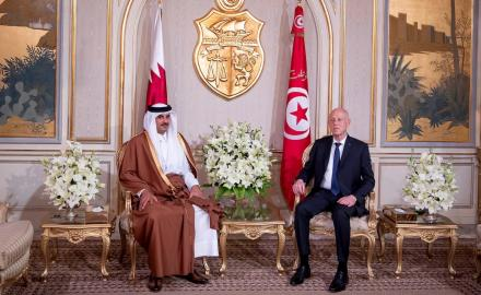 Qatar, Tunisia vow to bolster bilateral ties