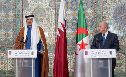 Qatar-Algeria talks constructive: HH the Amir